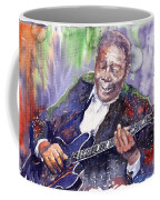 Jazz B B King 06 Coffee Mug