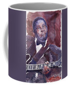 Jazz B B King Coffee Mug