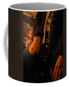 Jazz Clarinet Coffee Mug