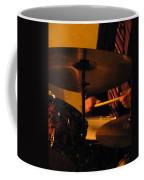 Jazz Drums Coffee Mug