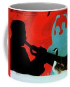Jazz Goose Coffee Mug
