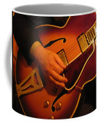 Jazz Guitar  Coffee Mug