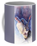 Jazz Guitarist Rene Trossman Coffee Mug