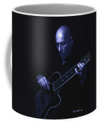 Jazz In Blue Coffee Mug
