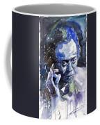 Jazz Miles Davis 11 Blue Coffee Mug