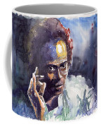 Jazz Miles Davis 11 Coffee Mug