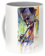 Jazz Miles Davis 9 Blue Coffee Mug