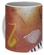Jazz Music Coffee Mug