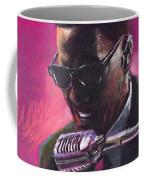 Jazz. Ray Charles.1. Coffee Mug by Yuriy Shevchuk