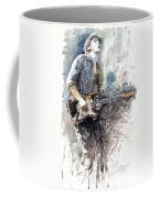 Jazz Rock John Mayer 05  Coffee Mug
