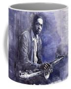 Jazz Saxophonist John Coltrane 03 Coffee Mug