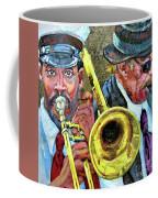 Jazzed Coffee Mug