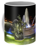 J.c. Nichols Fountain-4981 Coffee Mug
