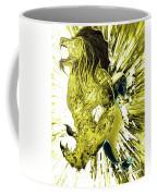 Jd And Leo- Inverted Gold Coffee Mug