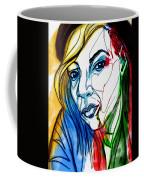 Je Regarde Coffee Mug