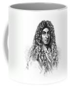 Jean-baptiste Lully, French Composer Coffee Mug