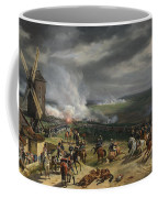 Jean Horace Vernet   The Battle Of Valmy Coffee Mug