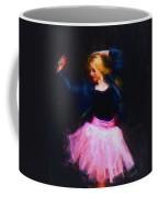 Jean Jacket Ballerina Coffee Mug