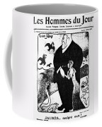 Jean L�on Jaur�s (1859-1914) Coffee Mug