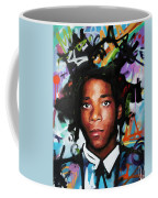 Jean, Michel, Basquiat II Coffee Mug