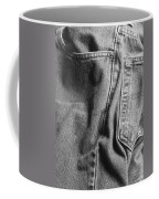 Jeans Coffee Mug