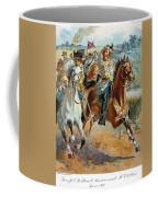 Jeb Stuarts Cavalry 1862 Coffee Mug