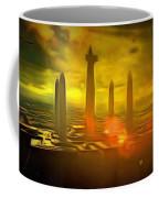 Jedi Temple - Pa Coffee Mug