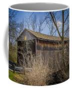 Jediah Hill Covered Bridge Coffee Mug
