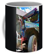 Jeepney Coffee Mug