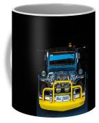 Jeepney, Manila Coffee Mug
