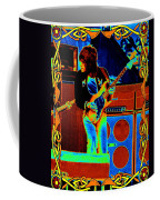 Colors At The Day On The Green Coffee Mug