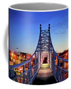 Jefferson Avenue Footbridge Coffee Mug