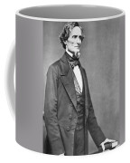 Jefferson Davis Coffee Mug by American Photographer