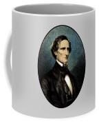 Jefferson Davis Coffee Mug by War Is Hell Store