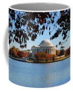 Jefferson In Splendor Coffee Mug