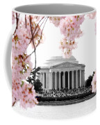 Jefferson In Spring Coffee Mug
