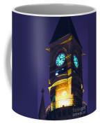 Jefferson Market Clock Tower Coffee Mug