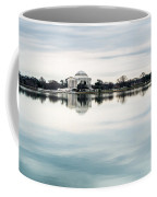 Jefferson Memorial And Tidal Basin Coffee Mug