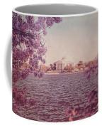 Jefferson Memorial During Spring Coffee Mug