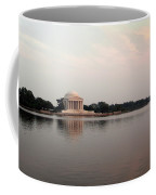 Jefferson Monument At Sunset Coffee Mug