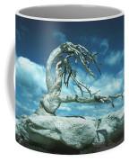 Jeffrey Pine Sentinel Dome Coffee Mug