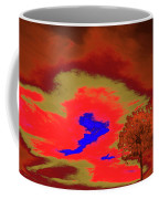 Jelks Pine 5 Coffee Mug