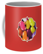 Jelly Beans Coffee Mug by Anastasiya Malakhova