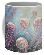 Jelly-fish Coffee Mug