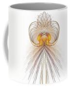 Jelly Fish Art Coffee Mug