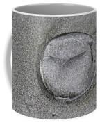 Jelly Fish On The Beach Coffee Mug