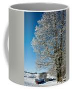 Jenne Farm Winter In Vermont Coffee Mug