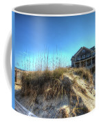 Jennettes Pier Nags Head North Carolina Coffee Mug