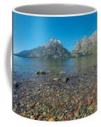 Jenny Lake Coffee Mug