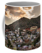 Jerome - America's Most Vertical City Coffee Mug